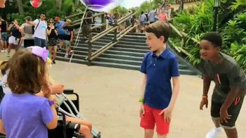 DisneyWorld TV Spot, 'Best Day Ever: Random Acts of Magic' - Thumbnail 5