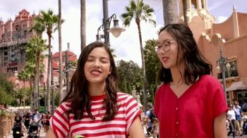 Walt Disney World TV Spot, 'Best Day Ever: Favorite Things' Featuring Olivia Rodrigo, Madison Hu - 84 commercial airings