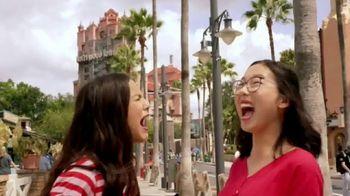 Walt Disney World TV Spot, 'Best Day Ever: Favorite Things' Featuring Olivia Rodrigo, Madison Hu - Thumbnail 6