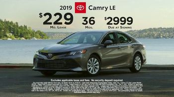 2019 Toyota Camry TV Spot, 'Live Inspired: Powerful & Aggressive' [T2] - Thumbnail 6