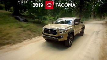 2019 Toyota Tacoma TV Spot, 'Live With Power' [T2] - Thumbnail 4
