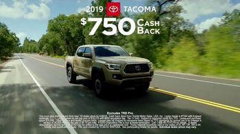 2019 Toyota Tacoma TV Spot, 'Live With Power' [T2] - Thumbnail 6