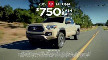2019 Toyota Tacoma TV Spot, 'Live With Power' [T2] - Thumbnail 7