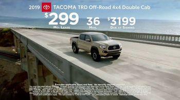 2019 Toyota Tacoma TV Spot, 'Live With Power' [T2] - Thumbnail 9