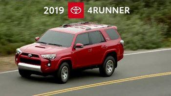 2019 Toyota 4Runner TV Spot, 'Live With Power' [T2] - Thumbnail 6