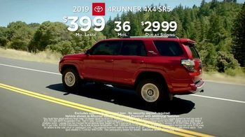 2019 Toyota 4Runner TV Spot, 'Live With Power' [T2] - Thumbnail 7