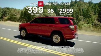 2019 Toyota 4Runner TV Spot, 'Live With Power' [T2] - Thumbnail 8