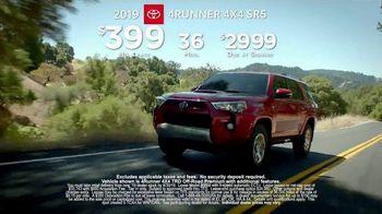 2019 Toyota 4Runner TV Spot, 'Live With Power' [T2] - Thumbnail 9
