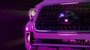 Toyota We Make It Easy Sales Event TV Spot, 'Tacoma' [T2] - Thumbnail 3