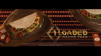 Taco Bell $1 Loaded Nacho Taco TV Spot, 'Tasty Illusion' - Thumbnail 9