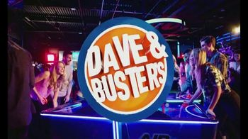 Dave and Buster's Hoops TV Spot, 'Unlimited Games and Wings' - Thumbnail 1