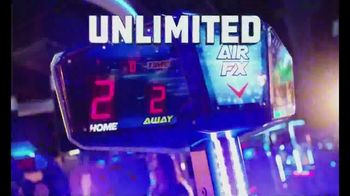 Dave and Buster's Hoops TV Spot, 'Unlimited Games and Wings' - Thumbnail 2