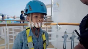 Royal Caribbean Cruise Lines TV Spot, 'Limitless' Song by Danger Twins