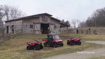 Tracker Off Road TV Spot, 'Built for Love of Country' - 3526 commercial airings