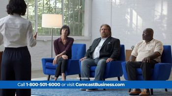 Comcast Business 75 Mbps Internet TV Spot, 'When the Unexpected Happens: Add Voice Mobility'
