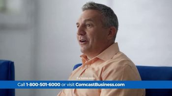 Comcast Business 75 Mbps Internet TV Spot, 'When the Unexpected Happens: Add Voice Mobility' - Thumbnail 2