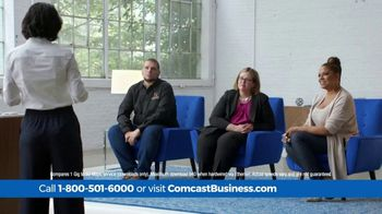 Comcast Business 75 Mbps Internet TV Spot, 'When the Unexpected Happens: Add Voice Mobility' - Thumbnail 3