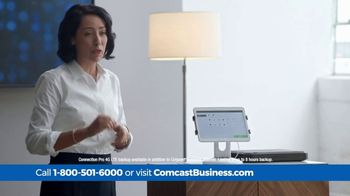 Comcast Business 75 Mbps Internet TV Spot, 'When the Unexpected Happens: Add Voice Mobility' - Thumbnail 4