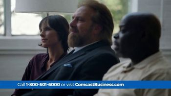 Comcast Business 75 Mbps Internet TV Spot, 'When the Unexpected Happens: Add Voice Mobility' - Thumbnail 6