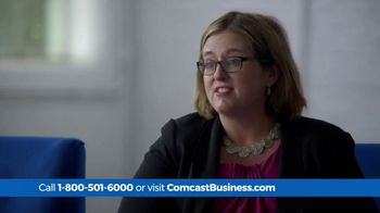 Comcast Business 75 Mbps Internet TV Spot, 'When the Unexpected Happens: Add Voice Mobility' - Thumbnail 7