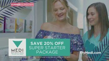 Medi-Weightloss Hello Summer Slimdown Event TV Spot, 'Super Starter Package' - Thumbnail 5