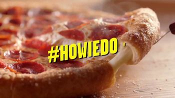 Hungry Howie's TV Spot, '100 Percent Flavor, 51 Percent Off' Song by Montell Jordan - Thumbnail 3