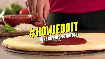 Hungry Howie's TV Spot, '100 Percent Flavor, 51 Percent Off' Song by Montell Jordan - Thumbnail 5