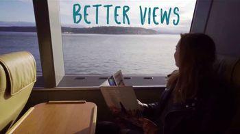 Clipper Vacations TV Spot, 'Spring Getaway: Newer Vessel' - Thumbnail 5