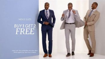 K&G Fashion Superstore TV Spot, \'Easter: Suits, Separates & Dress Shirts\'