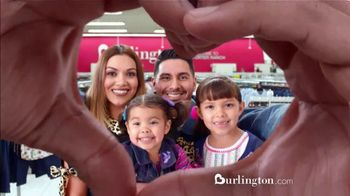 Burlington TV Spot, 'Andaluz Family: The Savings'