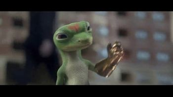 GEICO TV Spot, 'Avengers: Endgame: What Happens When the Gecko Wears the Infinity Gauntlet' - Thumbnail 3