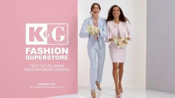 K&G Fashion Superstore TV Spot, 'Easter: Women's Dresses' - Thumbnail 8