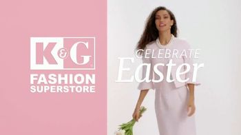 K&G Fashion Superstore TV Spot, '2019 Easter: Women's Dresses'