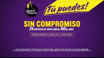 Planet Fitness TV Spot, 'Tú puedes' [Spanish] - Thumbnail 8