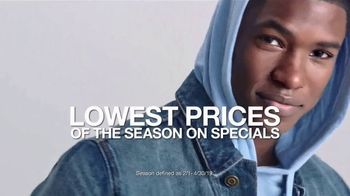 Macy's TV Spot, 'Lowest Prices of the Season: Suits, Small Appliances and Towels'