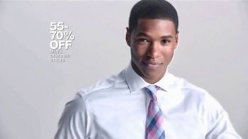 Macy's TV Spot, 'Lowest Prices of the Season: Suits, Small Appliances and Towels' - Thumbnail 6