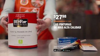 The Home Depot Project Color App TV Spot, 'Más color' [Spanish] - Thumbnail 10