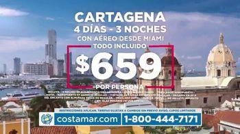 Costamar Travel TV Spot, 'Viaja para descubrir lo mejor del mundo' [Spanish]