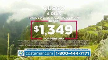 Costamar Travel TV Spot, 'Viaja para descubrir lo mejor del mundo' [Spanish] - Thumbnail 4