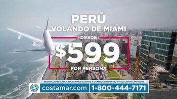 Costamar Travel TV Spot, 'Viaja para descubrir lo mejor del mundo' [Spanish] - Thumbnail 5