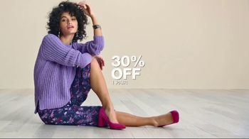 Macy's Great Shoe Sale TV Spot, 'Buy More, Save More' - Thumbnail 7