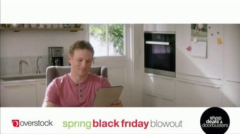 Overstock.com Spring Black Friday Blowout TV Spot, 'Table Runner' - Thumbnail 1