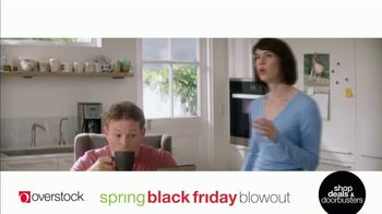 Overstock.com Spring Black Friday Blowout TV Spot, 'Table Runner' - Thumbnail 2