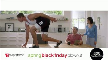 Overstock.com Spring Black Friday Blowout TV Spot, 'Table Runner'