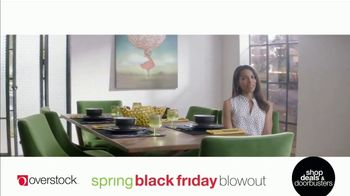 Overstock.com Spring Black Friday Blowout TV Spot, 'Table Runner' - Thumbnail 5