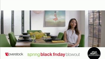 Overstock.com Spring Black Friday Blowout TV Spot, 'Table Runner' - Thumbnail 6