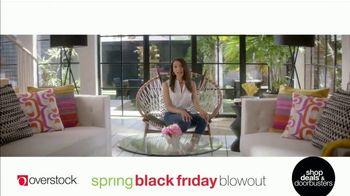 Overstock.com Spring Black Friday Blowout TV Spot, 'Table Runner' - Thumbnail 8