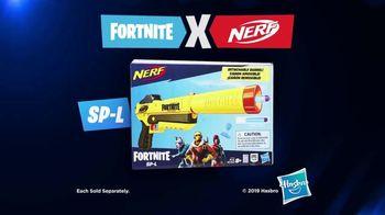 Nerf Fortnite SP-L Blaster TV Spot, 'In Real Life' - Thumbnail 10