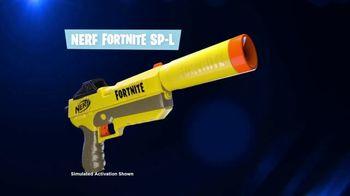 Nerf Fortnite SP-L Blaster TV Spot, 'In Real Life' - Thumbnail 5