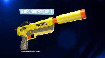 Nerf Fortnite SP-L Blaster TV Spot, 'In Real Life' - Thumbnail 6